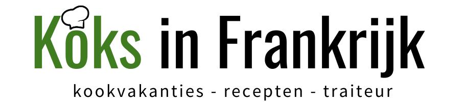 Koks in Frankrijk | Kookvakanties | Recepten | Traiteur